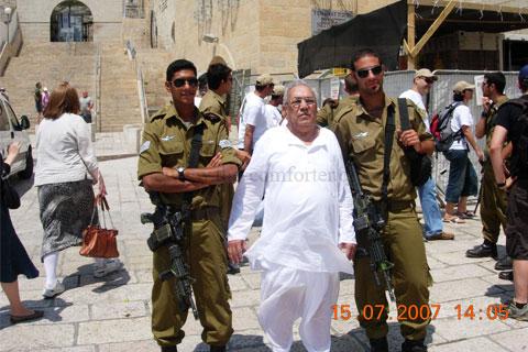 Gurudev Siyag Israel Visit 02