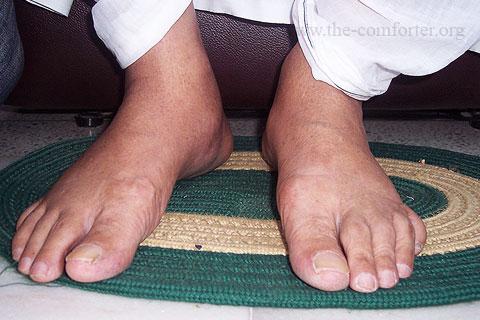 Gurudev Siyag's Lotus Feet Image 04