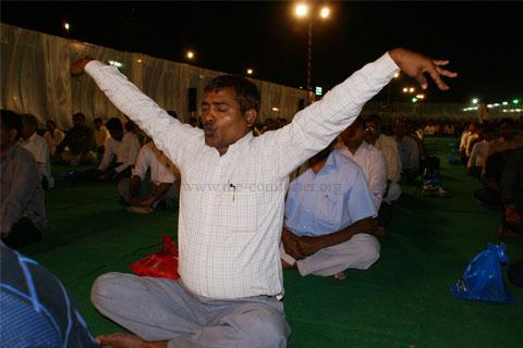 Yogic Movement image 05