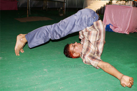 Yogic Movement image 07