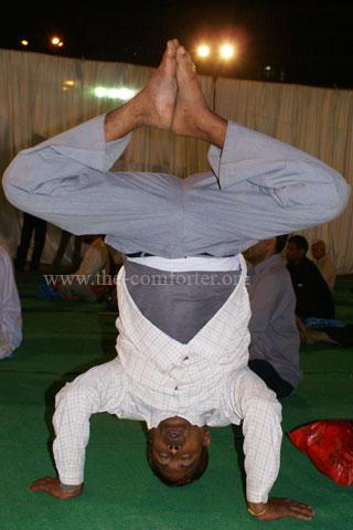 Yogic Movement image 08