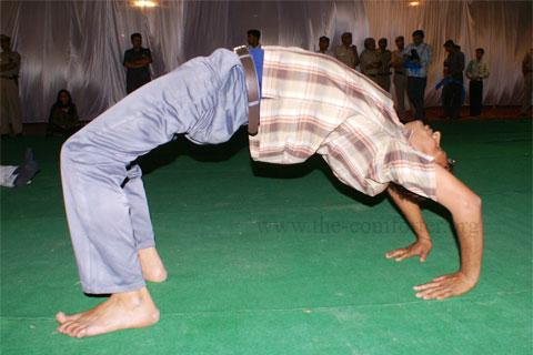 Yogic Movement image 10