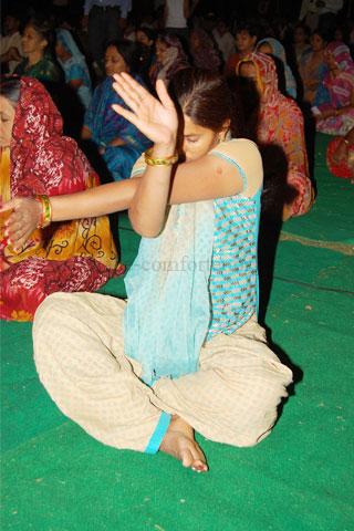 Yogic Movement image 15
