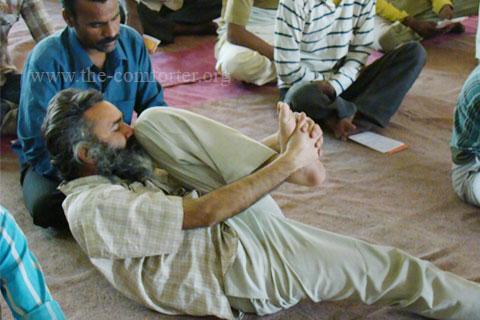 Yogic Movement image 20