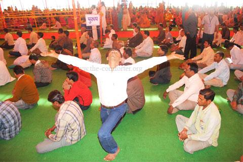 Yogic Movement image 21
