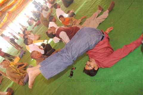 Yogic Movement image 24