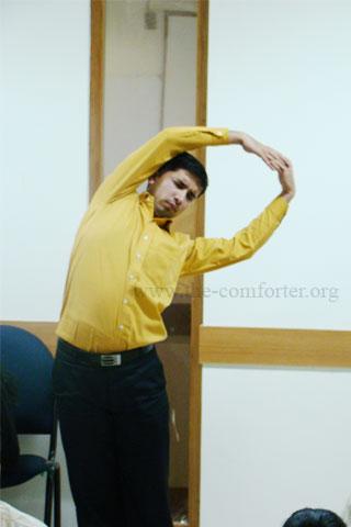 Yogic Movement image 26