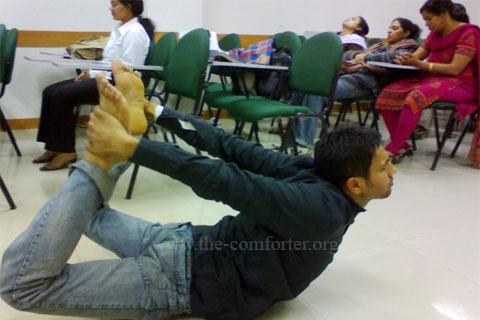 Yogic Movement image 28