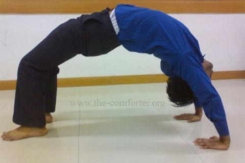 Yogic Movement image 30