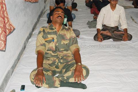 Yogic Movement image 31