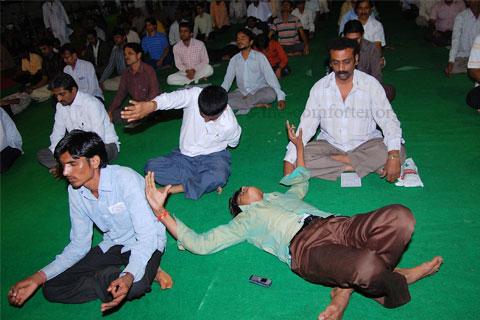Yogic Movement image 32