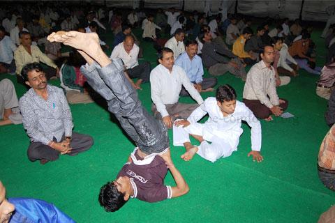 Yogic Movement image 33
