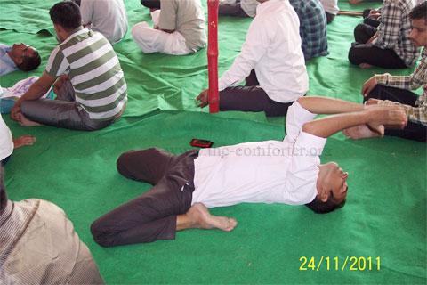 Yogic Movement image 38