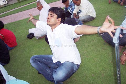 Yogic Movement image 40