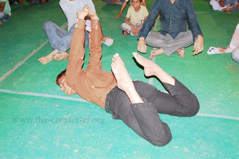 Yogic Movement image 41