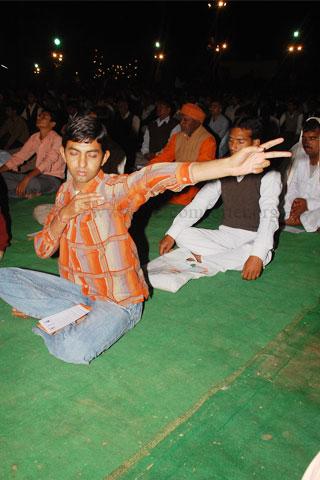 Yogic Movement image 45