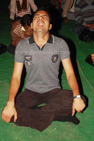 Yogic Movement image 46
