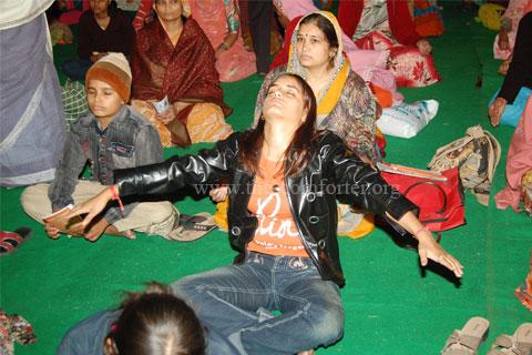 Yogic Movement image 49