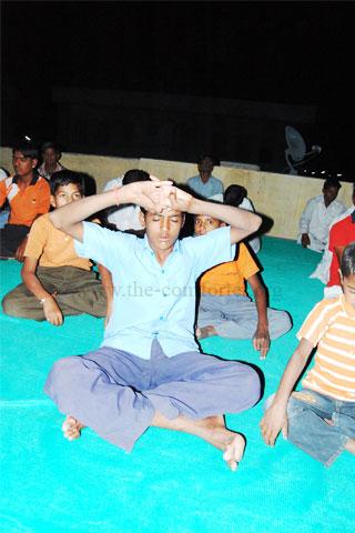 Yogic Movement image 54