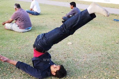 Yogic Movement image 56