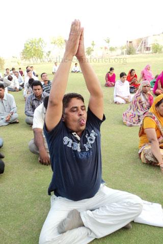 Yogic Movement image 58
