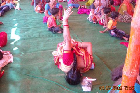 Yogic Movement image 66