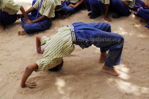 Yogic Movement image 67