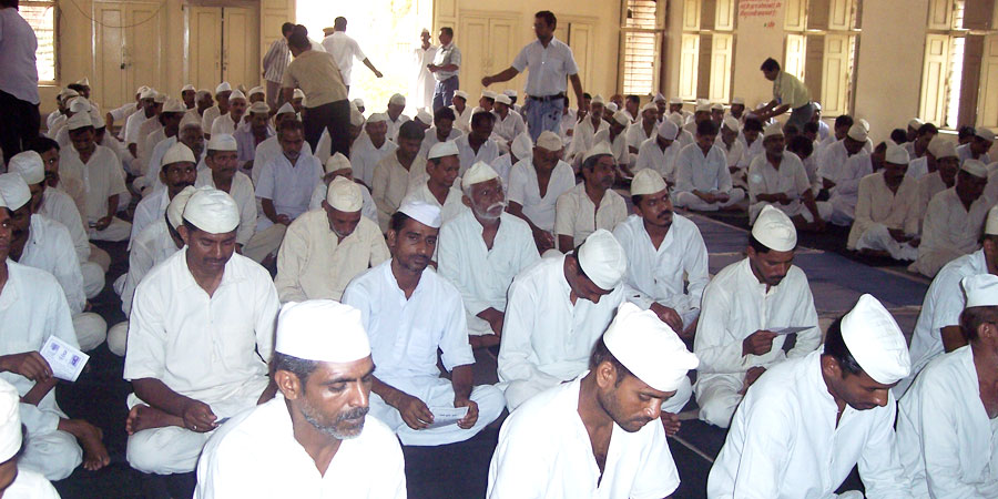 Meditation session organized for Jodhpur Central Jail in June'2012