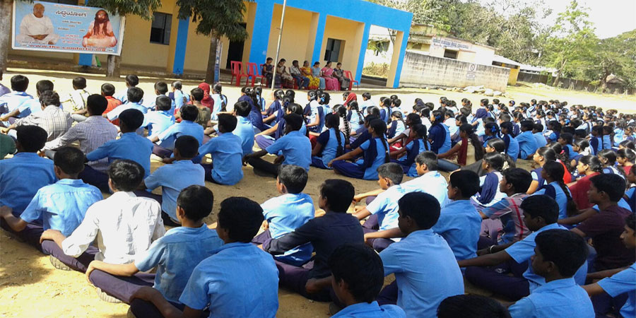 AVSK Activities organized in Shimoga, Karnataka on January'2016